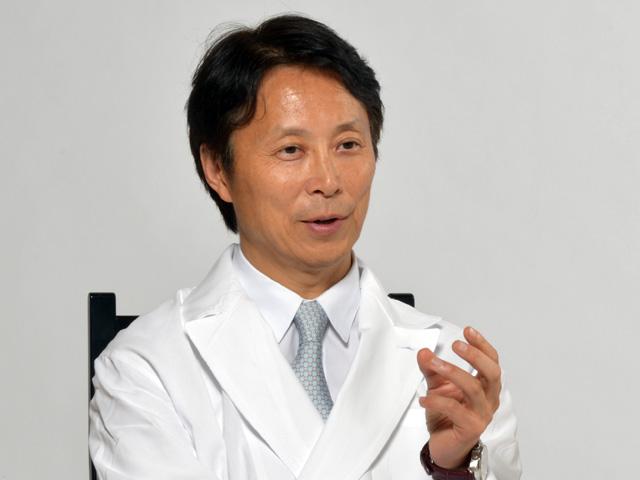 小林弘幸先生 便秘外来