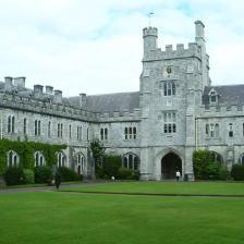 コーク大学アイルランド