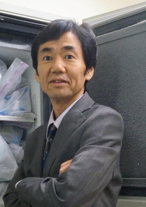 岡山大学森田英利教授