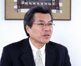 青江誠一郎先生大妻女子大学教授
