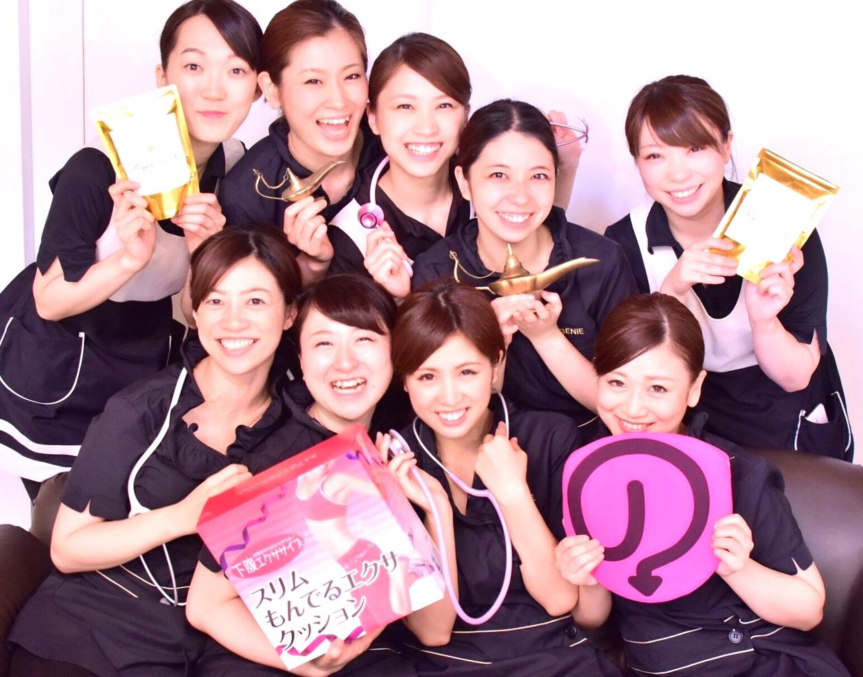 7月のGENIE&日本美腸協会活動まとめ 全国で話題の元祖美腸エステを受けるならGENIE恵比寿本店へ♪
