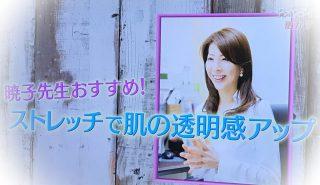 酒粕で美肌と痩せ体質になれる?!小林暁子先生出演TVを独断でまとめてみました✨Part2