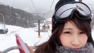 雪山で健康に✨